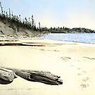Lake Superior Watercolours by Douglas Hunt by Douglas Hunt