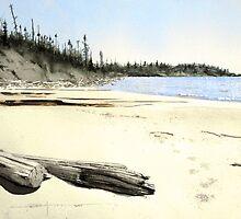 West of Danny's Cove by Douglas Hunt