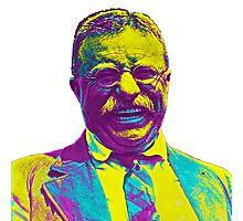 Theodore Roosevelt Photographic Print
