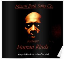 Miami Bath Salts Co. Poster