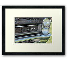 G T O  Framed Print