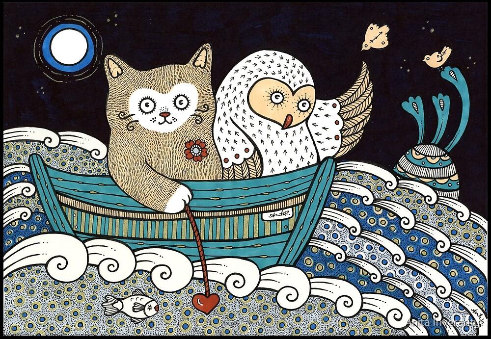 Bon Voyage by Anita Inverarity