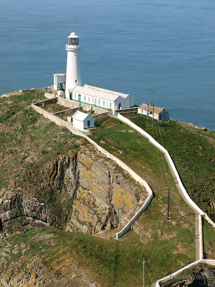 South Stack Lighthouse by Darren Wilkes