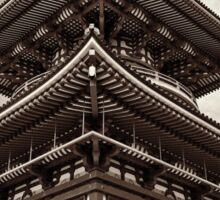 Naritasan Shinshoji Temple  Sticker