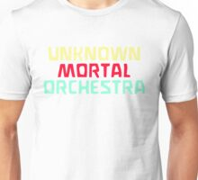 Unknown Mortal Orchestra Logo Unisex T-Shirt