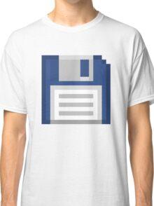 Pixel Floppy Disk Classic T-Shirt