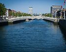 Ha'penny Bridge by Yukondick