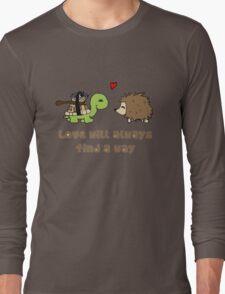 Love will always... Long Sleeve T-Shirt