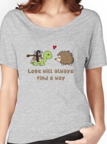 Love will always... Women's Relaxed Fit T-Shirt