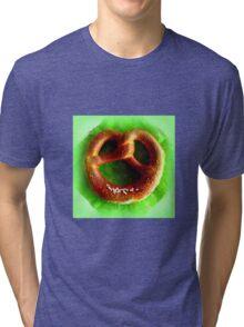 Bavarian Pretzel Tri-blend T-Shirt