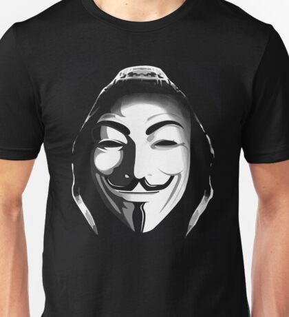 ANONYMOUS T-SHIRT Unisex T-Shirt