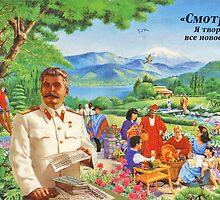 Stalin's Paradise by dukepope