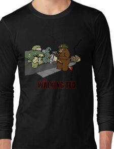 The Walking Ted Long Sleeve T-Shirt