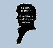 Sherlock's Cheekbones  by lilies28