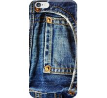 Blue Jeans iPhone Case/Skin