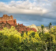 Snoopy Rock - Sedona, AZ by eegibson