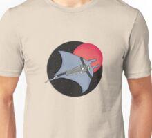 Space Sea Flap Flap Unisex T-Shirt