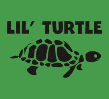 Lil' Turtle One Piece - Short Sleeve
