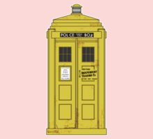 """""""The Trotters have the phonebox..."""" Kids Clothes"""