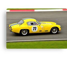Lotus Elite No 77 Canvas Print