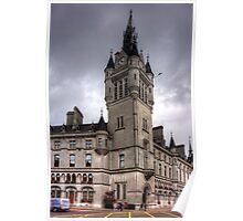 Aberdeen New Town House Poster