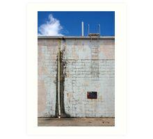 Access Ladder Art Print