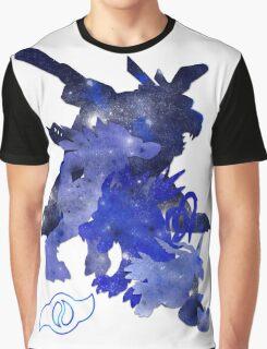 Matt's/Yamato's Gabumon digievolution line (Digimon Adventure) Graphic T-Shirt