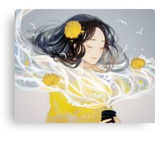 infuse. Canvas Print