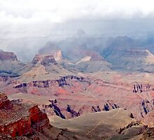 Grand Canyon (Panorama)......best viewed larger by Stephen Knowles