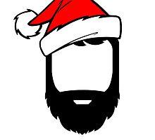 Festive Beard by Bearded Wonder Kid by Edwin Culling