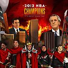 Miami Heat 2012 Championship by jlo2006