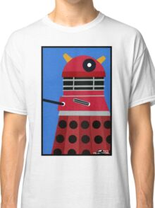 Dalek Sticker Classic T-Shirt