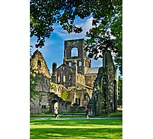 Kirkstall Abbey #3 Photographic Print