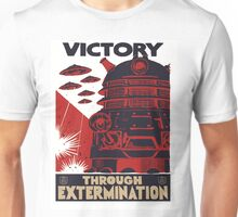 All Hail Our Dalek Overlord Unisex T-Shirt