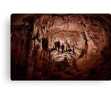 Lodge Room – Lehman Caves Canvas Print