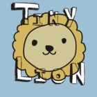 Tiny Lion by Futurebot