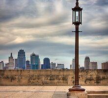 Kansas City Lamp by Zachary Henne