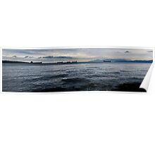 English Bay Pan Poster