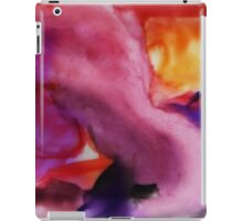 Colorful Flow Abstract Painting iPad Case/Skin