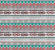 Aztec Print by eraygakci