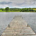 Camagh Bay Jetty by runnerpaul