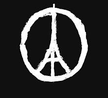 Peace For Paris - Black T-Shirt
