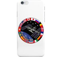ISS Composite Logo iPhone Case/Skin