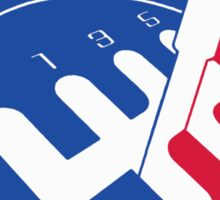 National Motorsport League  Sticker