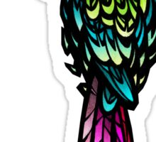 Parrot Broke Sticker