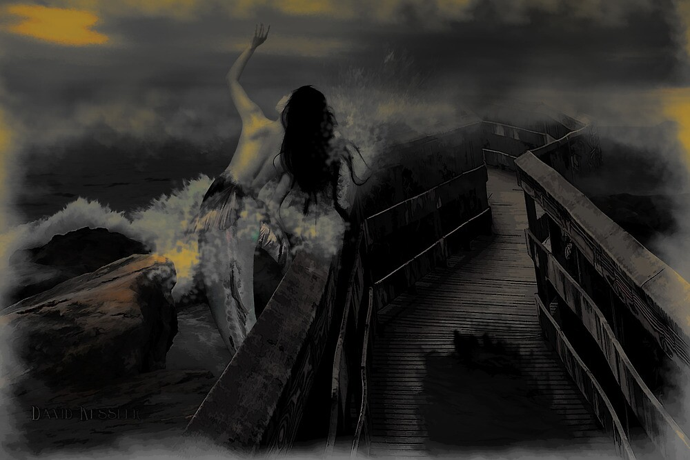 Bridge over troubled water_darker version by David Kessler