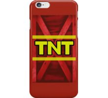 TNT Crate iPhone Case/Skin