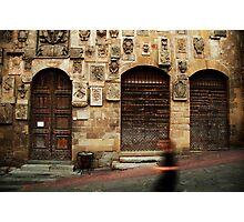 Arezzo Runner Photographic Print