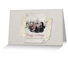 Christmas Special - Cards - Hood Mills Family Greeting Card