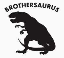 Brothersaurus Dinosaur Kids Clothes